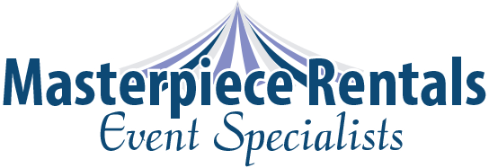 Masterpice Rentals Small Event Specialists Logo