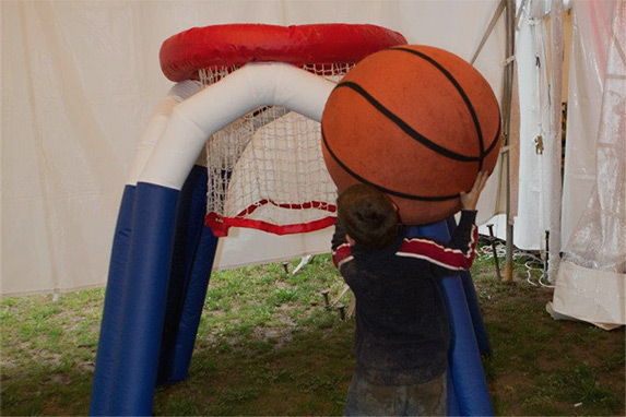 Masterpiece Rentals provides party rental services for birthday parties in Elkins, WV