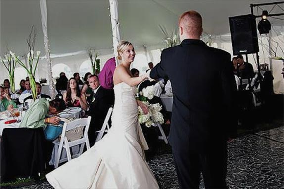 Masterpiece Rentals provides party rental services for weddings in Elkins, WV