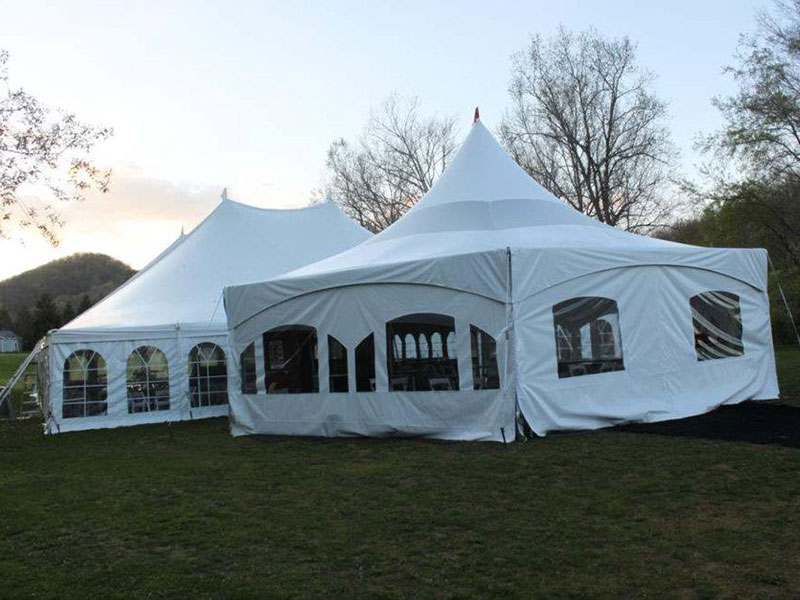 We maintain our equipment very well and we are proud to present a clean and professional look. If you want white u2013 we have true u201cwedding whiteu201d! & Tents | Elkins WV | Masterpiece Rentals